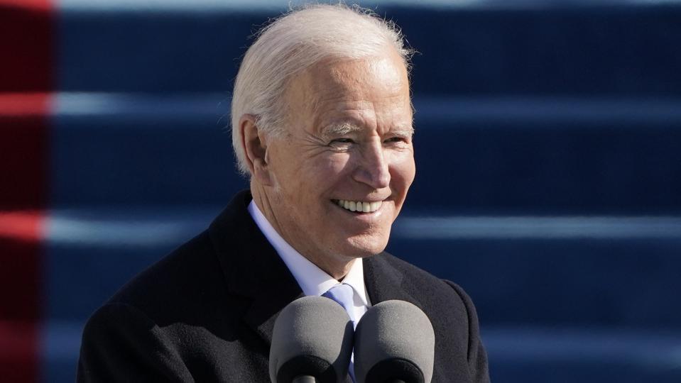 Joe Biden (46th U.S. President)
