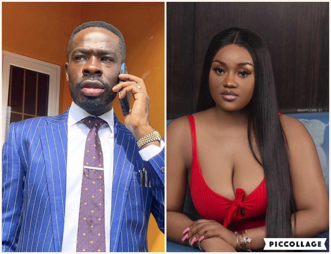 Chioma and Davido's Legal Counselor