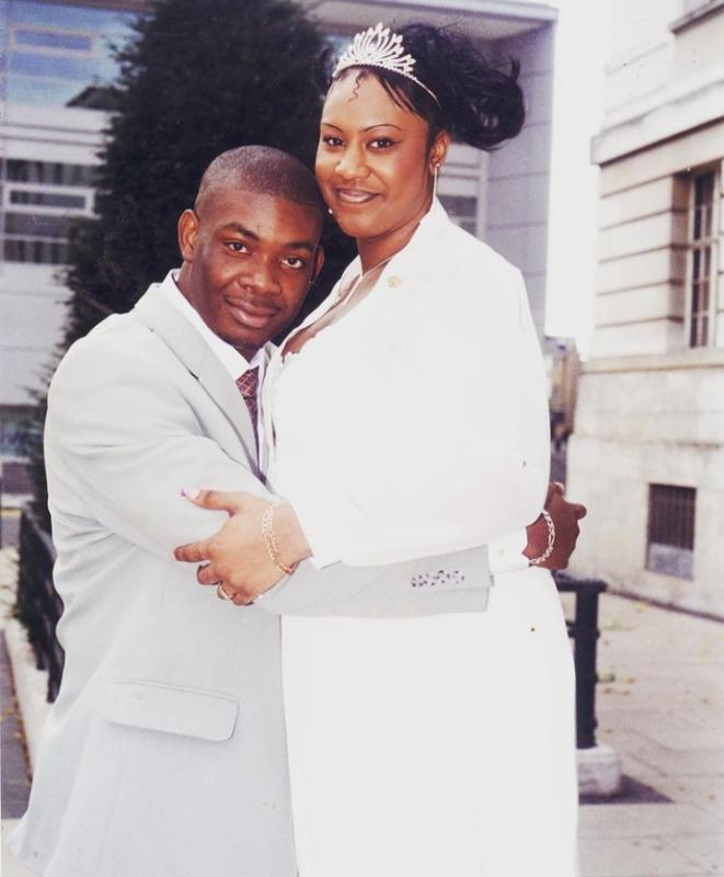 Don Jazzy and Ex-wife
