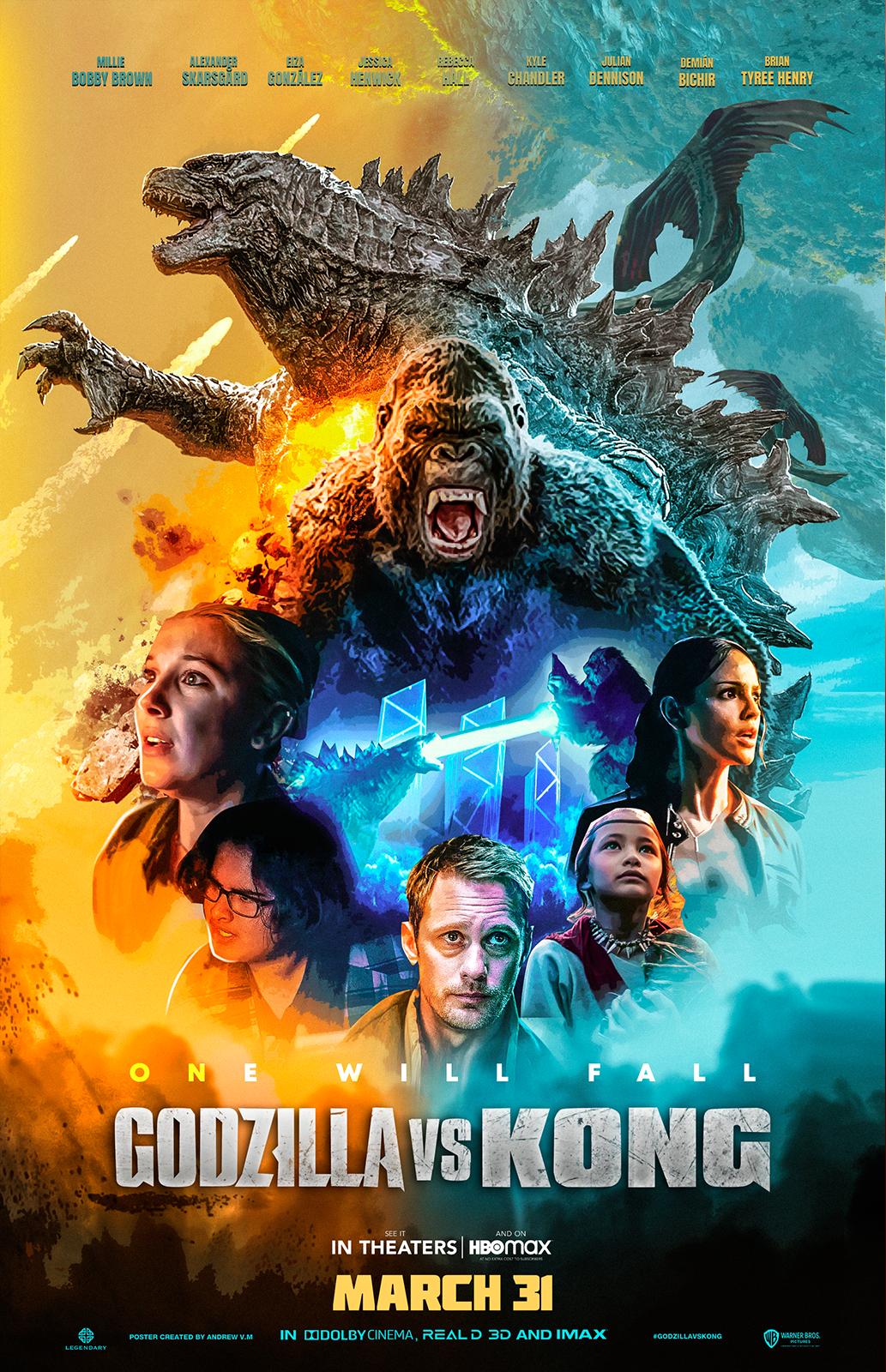 Godzilla Versus Kong