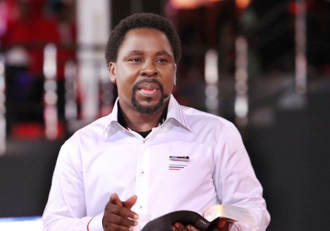 Prophet TB Joshua Youtube and Facebook suspension