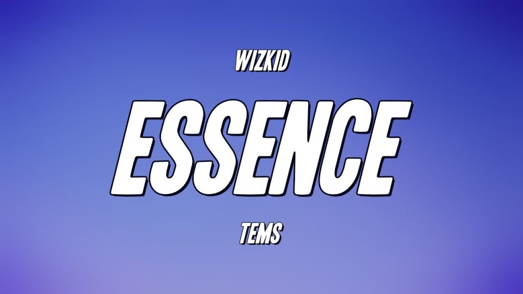 """Wizkid """"Essence"""""""