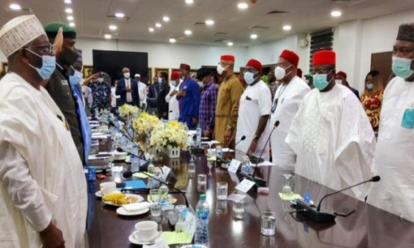 southeast governors
