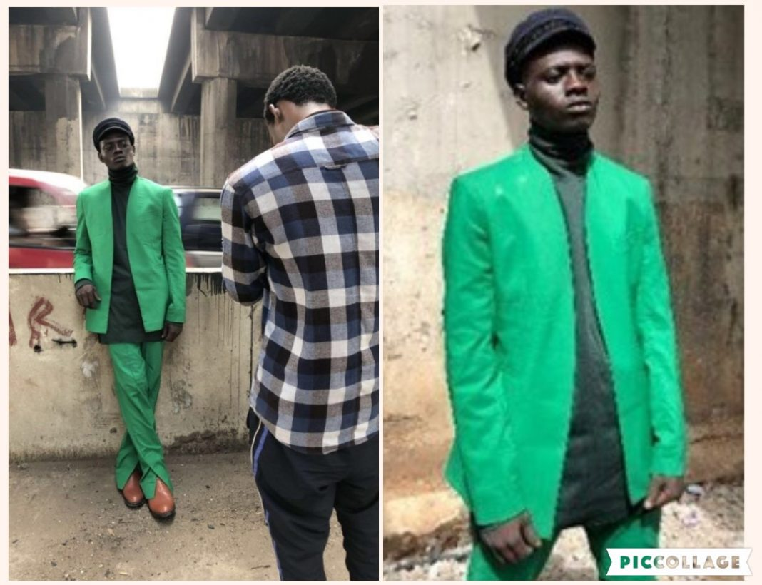 Man Who Lives Under A Bridge Models For A Photoshoot And It Turned Out This Way