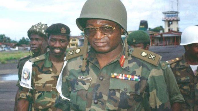 Lt. General Joshua Nimyel Dogonyaro