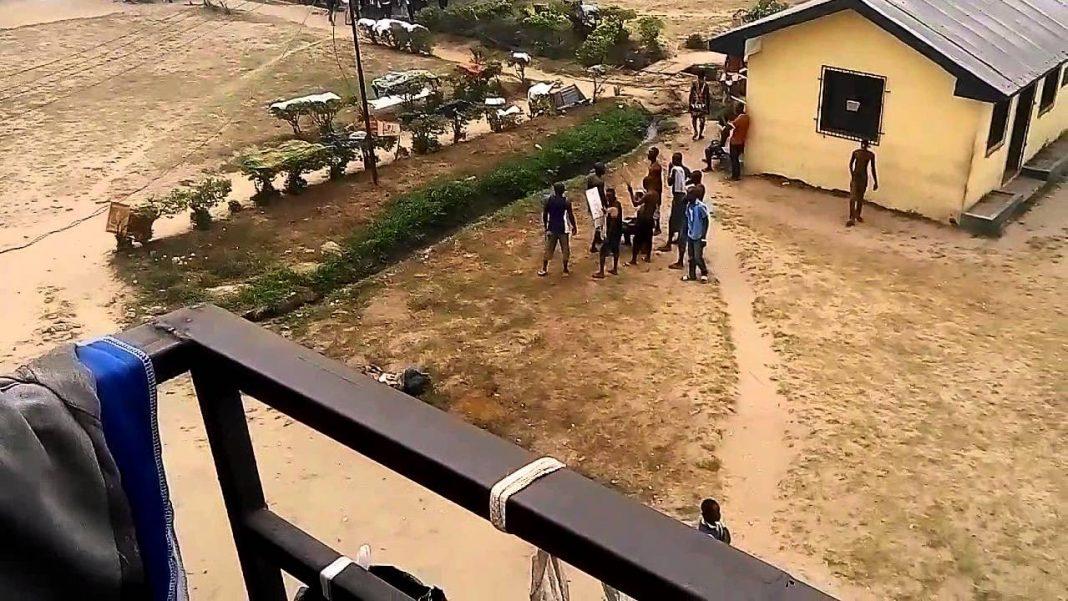 Okere Prison