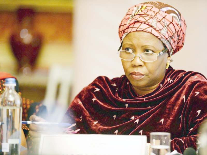 Mrs Maryam Katagum